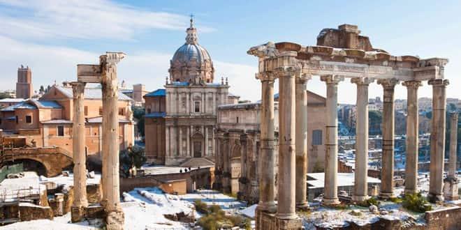 Акция. Кто с нами в Рим?